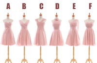 Cheap Reference Images bridesmaid dress Best Pleats Sleeveless popular bridesmaid