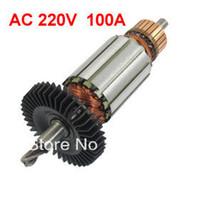 Cheap Electric Impact Drill Part Rotor Armature 4 Teeth for Black&Decker 20