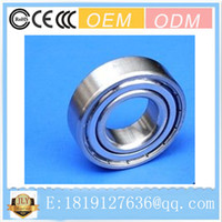 Wholesale 10Pcs New Bearing Steel Miniature Bearings Little Bearing Good Quality ZZ Bearing Steel High Precision