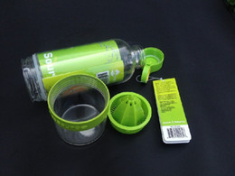 2013 hot popular juice source bottle juice zinger free shipping