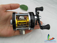Wholesale Metal line wheel bait casting casting drum type reel delicate and practical the right to use RAY China post air