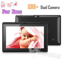 "For Xmas gift 7"" Allwinner A13 Q88 Dual Camera Tablet P..."