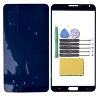 For Samsung SX060  High Quality OEM Front Screen Glass Replacement For Samsung Galaxy Note3 Note 3 N9000 With Tools Adhesive Free Shipping