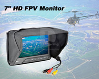 Wholesale Feelworld quot Professional FPV Aerial Photography LCD Monitor for Ground Station x480 Free shiping