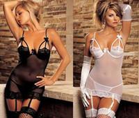 Wholesale New Women s Sexy Lingerie Nightwear Underwear Ladies Sleepwear Babydoll G String