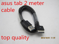 Wholesale meter USB Data Cable charger for ASUS transformer Eee Pad TF101 TF101G TF201 SL101 TF300T T Adapter Pin