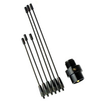 antenna for mobile - NAGOYA RE UHF F Female Mobile Antenna Ground MHz For Car Radio MOTOROLA YAESU ICOM J4502A