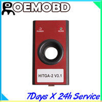 Wholesale Auto key programmer HiTag2 V3 Programmer Latest versions support BMW AUDI PORSCHE VW BENTLEY CHRYSLER LAND ROVER NISSAN OPEL RENAULT