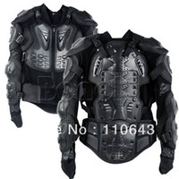 Wholesale Super Quality Motorcycle Full Body Armor Jacket Spine Chest Protection Gear Size XL TK0496