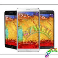 Wholesale Note N9000 Quad Band Cell phone with inch Screen Dual Camera GSM Unlock Mobile phone MD0511