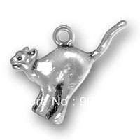 Charms alley fashion - free ship a fashion alley cat charm jewelry
