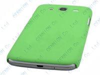 For Samsung Plastic For Christmas Colorful Hybrid Matte Hard Back Case Cover For Samsung Galaxy Mega 5.8 I9150 I9152 100pcs lot