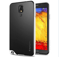 For Samsung   New! Matte SGP Neo Hybrid 2 in 1 Bumblebee Case for Samsung Galaxy Note 3 Note III N9000 N9002 N9005 N9006 TPU+PC Frame Cover