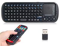 Wholesale iPazzPort Universal RF G Remote KP R World Smallest Wireless Keyboard PC amp Google TV Remote Newest