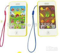 Wholesale iphone learning machine kit s mobile phone iphone s toy educational toy Tom cat Toy