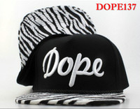 Wholesale Cheap Dope snapback hats man and woman hats Hip Hop Streetwear professional Caps