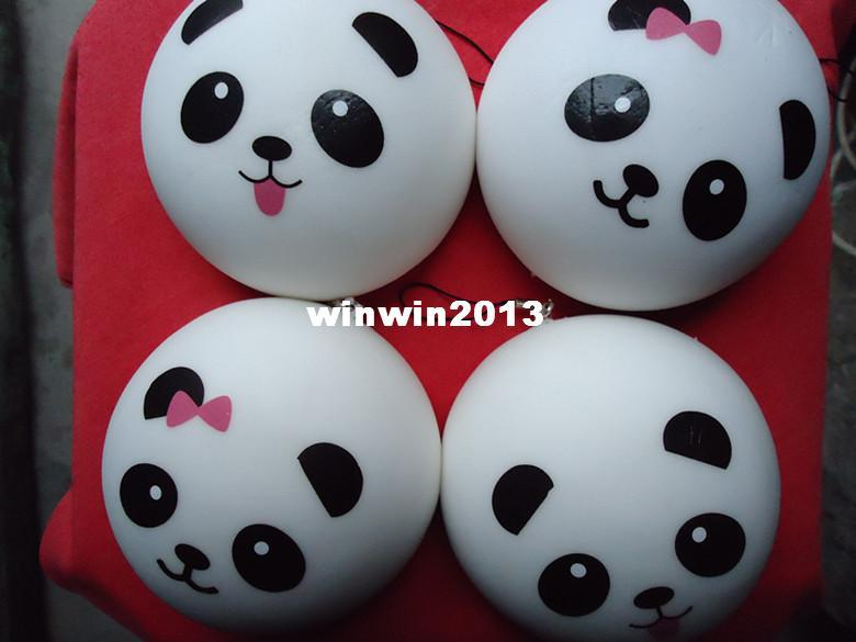 Squishy Jumbo Panda 10 Cm : Discount 10cm Jumbo Panda Bun Squishy From China Dhgate.Com