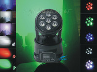 Wholesale LED Wash Stage Moving Head Light x12W Quad RGBW With Advanced Programs Channels