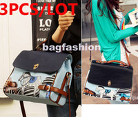 Wholesale 3PCS Korean Style bags fashion lady bag designer handbags leather women cross body Abic