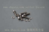 Wholesale M5 mm Titanium Ti bolts Washer taper head Ti Titanium Bolts Screw M5x18mm