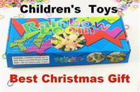 Wholesale Best Toys Available Christmas Gift Hot for the new Rainbow Loom Kit set children s educational toys