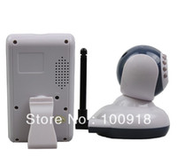 Wholesale GHz Tw Way talk Wireless Baby Monitor with Night Vision TV output JVE