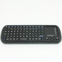 Wholesale iPazzPort Universal Remote KP R Mini Wireless TV telecomando RF GHz Mini Wireless Keyboards Best price
