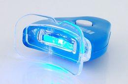 Wholesale 5pcs lo tPersonal Dental Care White Light Teeth Whitening System LED tooth Whiten Kit