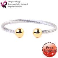 Bangle Asian & East Indian Men's FREE SHIPPING RainSo Jewelry Bangles Pure Copper Bangle Fashion Wire Bangle OIB-063SG