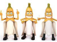 men adult toys - Retail Headplay Evil Bad Banana Man Funny Devil Style Large cm Novelty Adults Figure Toys Boys amp Girls favorit gadgets Fashion i