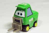 Wholesale Pixar Cars Diecast CHICK HICKS Pit Crew Fork Lift HTB DHL