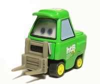 Wholesale High quality Pixar Cars Diecast CHICK HICKS Pit Crew Fork Lift HTB