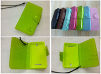 Wholesale MLT Wallet Leather Case Cover for Sony Xperia L S36h SP M35H C S39H ZL L35H z1 L39H Z1 MINI Z L36h v lt25i U ST25i