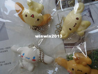 Wholesale cute rare kawaii cm squishy long ear dog rabbit Cell Phone strap Charm squishies buns wholesales