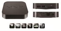 Wholesale HOT MINIX NEO X7 Android Quad Core Mini TV Box RK3188 G RAM G ROM Smart PC Stick Dongle Bluetooth External P Wifi Antenna RJ45