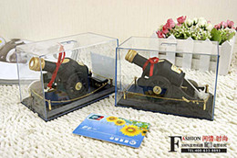 Wholesale Hot Napoleon cannon car perfume qjq244 a batch