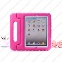 Wholesale Lovely Kids Designed EVA Shockproof Protective Tablet Case with Stand For inch iPad mini