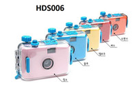 Wholesale 10pcs Lovely Mini Camera Kids Adults Hot Sale Meters Waterproof mm Camera Underwater Camera Lomo Camera Models Selected