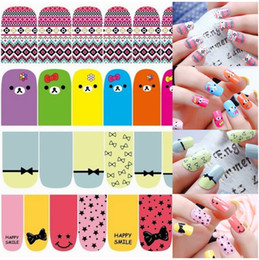 Wholesale 5pcs optional D Nail Art Stickers Decals TRANSFER DECALS ADHESIVE p sheet Patch Foils Wrap Design