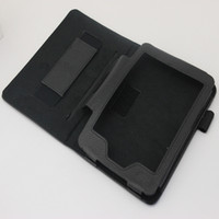 Wholesale 500pcs Free FEDEX PU leather Case for Amazon Kindle Paperwhite Wallet Case with Hand Strape Stand Smart case
