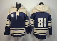 Wholesale 81 Phil Kessel Hockey Hoodie new Arrival Hockey Hoodie All Team Players Jackets Top Sale Athletic Apparel