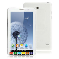Dual Core new arrival phone - New Arrival Inch GB Phone Tablet MTK6572 Dual Core Android Phablet with GPS Bluetooth WIFI Dual Camera GSM G Tablet Phone Free Case