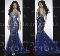 2014 Pageant Dresses Sweetheart Sequin Lace & Tulle Crys...