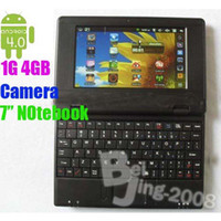 Promotion 7 inch notebook Via 8850 Camera HDMI 1. 5GHz Andrio...