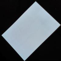 white/blue backlight sheet - High Brightness A4 mm EL Sheet EL Backlight Sheet El Foil Board Display with DC V Inverter