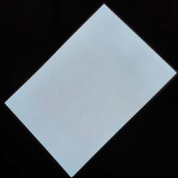 Wholesale High Brightness A4 mm EL Sheet EL Backlight Sheet El Foil Board Display with DC V Inverter