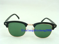 Wholesale Promotion desinger stylish classic fashion vintage anti uv sunglasses clubmaster