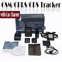 Wholesale Good Quality car gsm gprs gps tracker tk bands with car charger