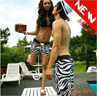 Wholesale MEN WOMEN LOVER beach short swiming trunks dry quick swimwear surf board outdoor short lover clothing size L XL XXL