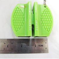 Wholesale Mini Ceramic Carbide Knife Sharpener Kitchen Blade Pocket Knives Sharpening Tool